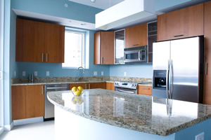 Care of Stainless steel appliances