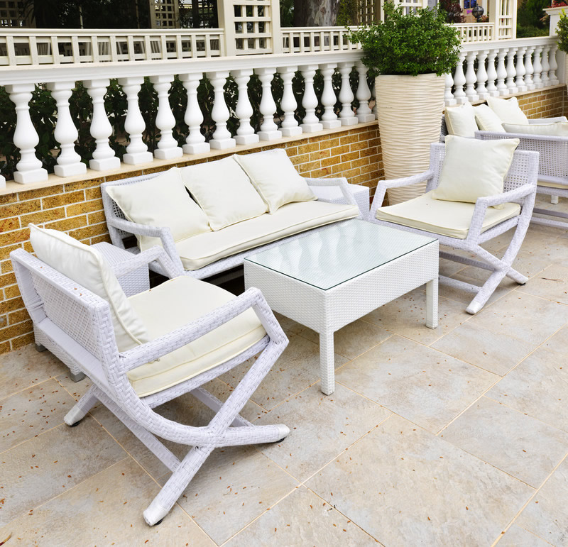 Clean Up Your Patio Furniture
