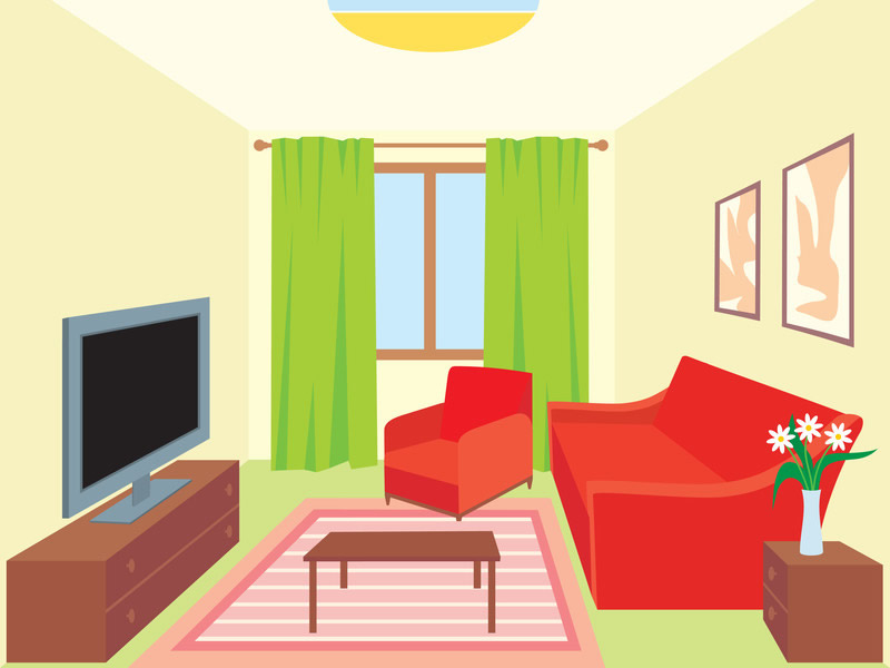 Ocala Cleaning Service - Living Room Tips