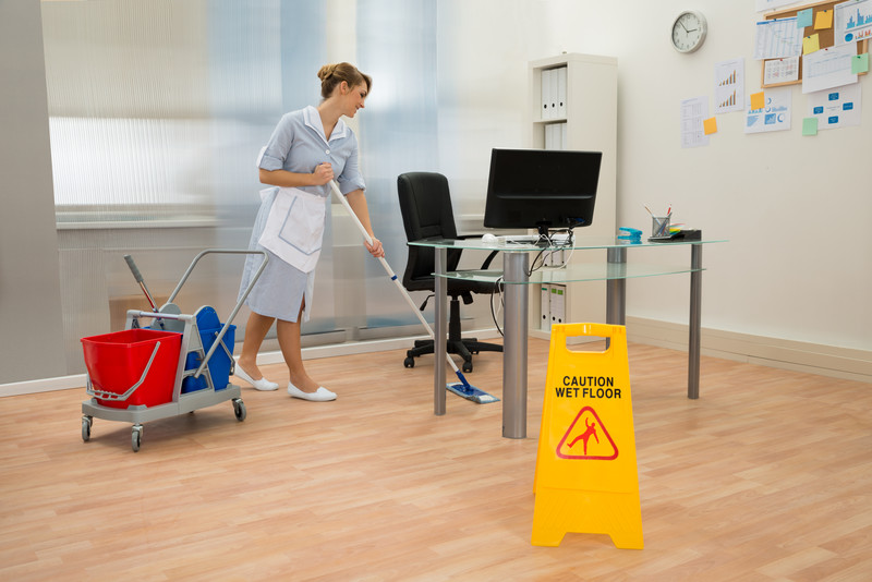 commercial cleaning ocala