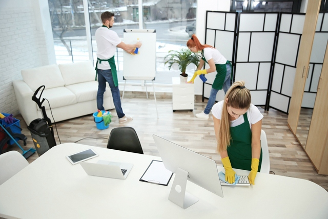 Hiring Professional Home or Office Cleaning Part two: the office