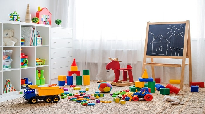 Tips for Cleaning Children's Rooms