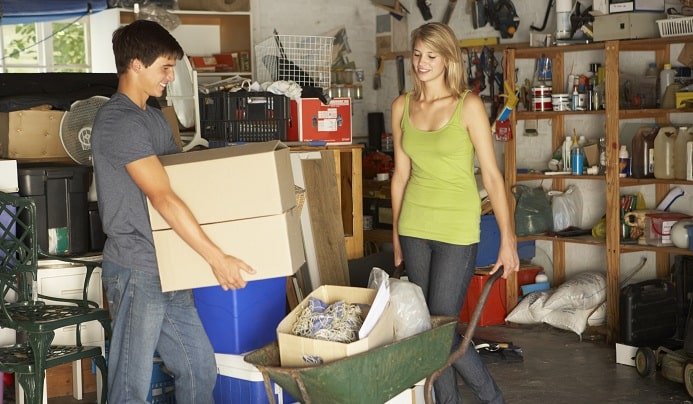 Tips on Organizing and Cleaning Your Garage