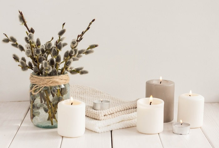 Candles Can Freshen Your Home