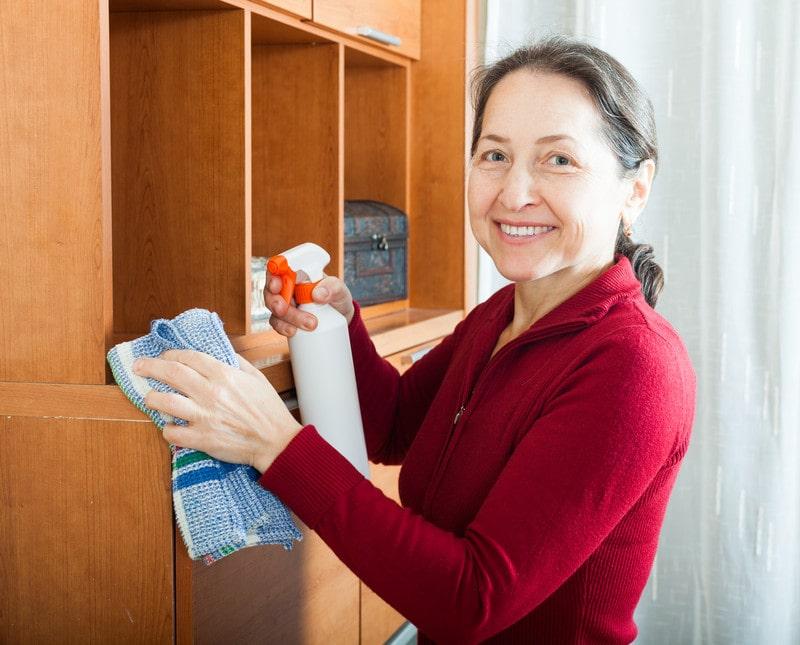 Tips for Seniors When Housekeeping