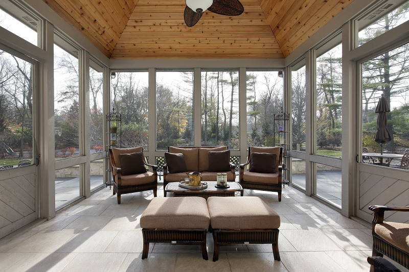 Winterizing Your Screened-In Porch