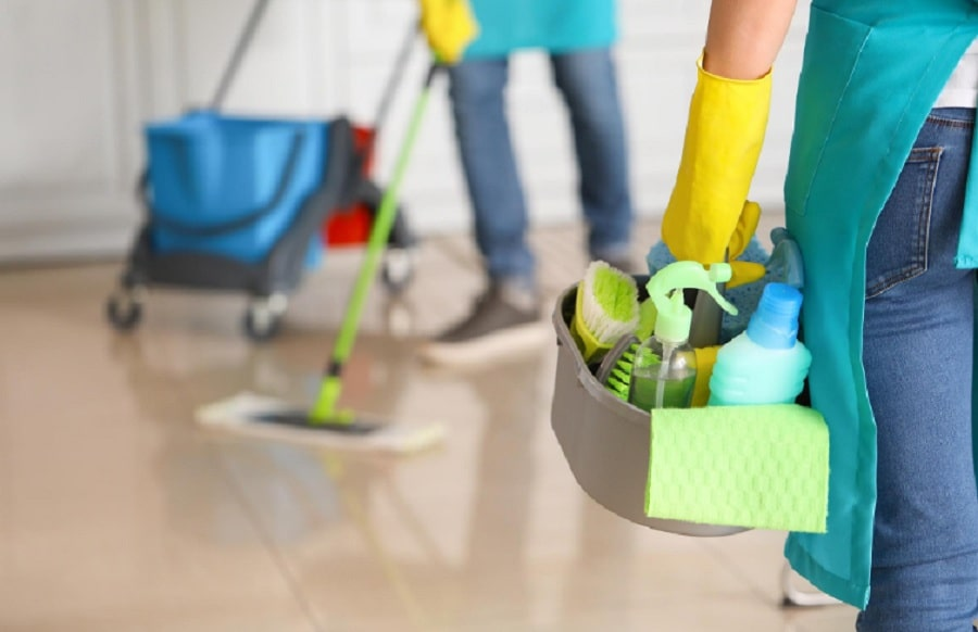What do You Look For When Choosing a Commercial Cleaning Service