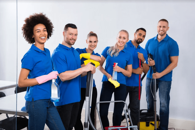 Commercial cleaning companies are not the same