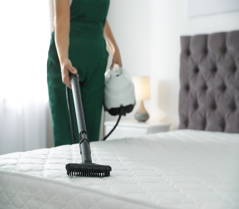 Don't Forget to Clean Your Bedroom Thoroughly