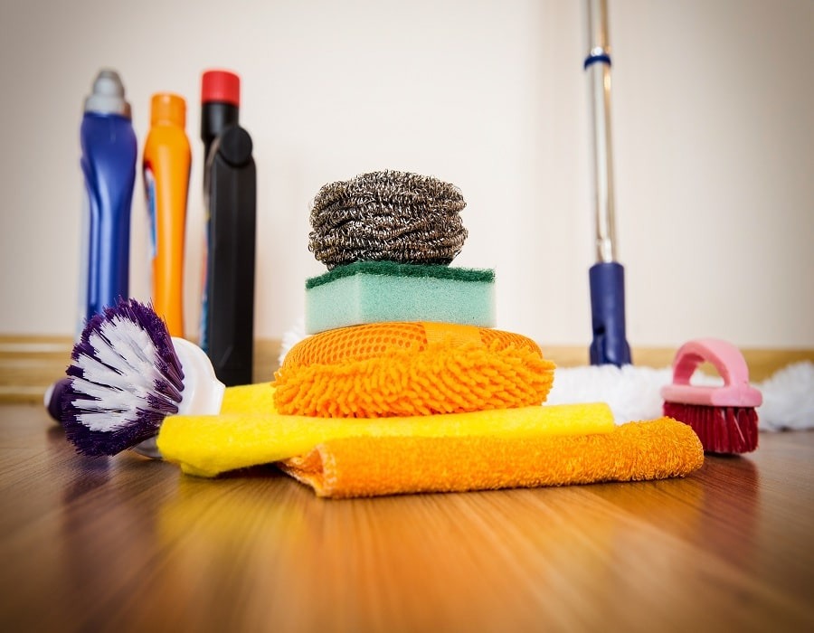 How to Be Prepared for Efficient Home Cleaning