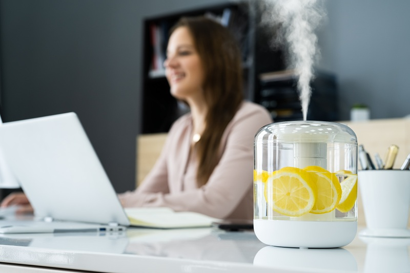 Scents That Enhance Productivity in an Office Environment